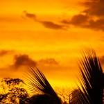 Sumbawa sunset.
